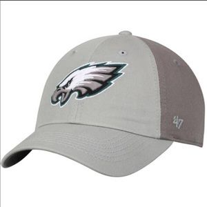🆕 Philadelphia Eagles Tonal 47 Brand Clean Up Hat